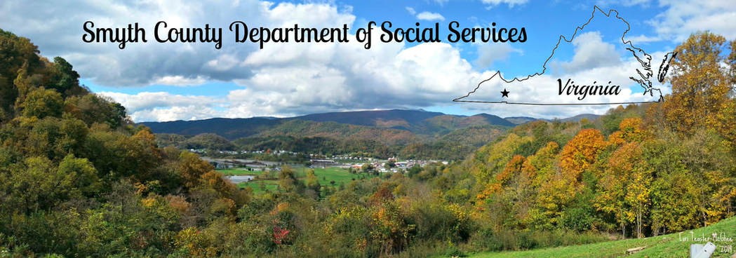SMYTH COUNTY DEPARTMENT OF SOCIAL SERVICES